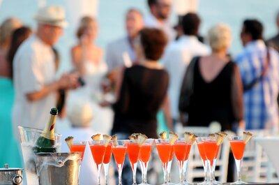 Llena tu boda de bebidas con los mejores cócteles de cada país
