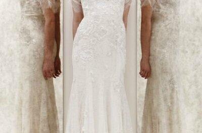 Tendencias 2013: vestidos de novia estilo vintage