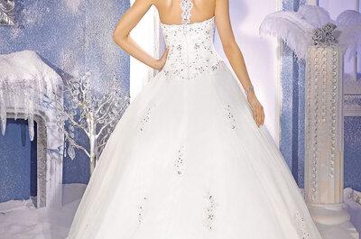 L'étincelante et majestueuse collection de robes de mariée Kelly Star 2015