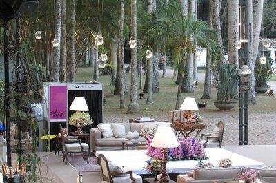 Casamento em Campinas e região: 10 lugares lindos e perfeitos para seu casamento ao ar livre