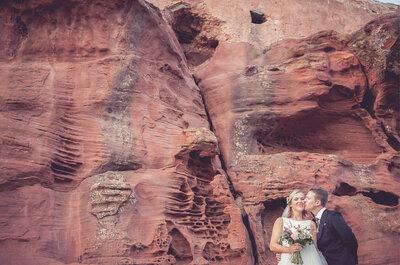 Compañeros de vida: la boda de Laia y Josep