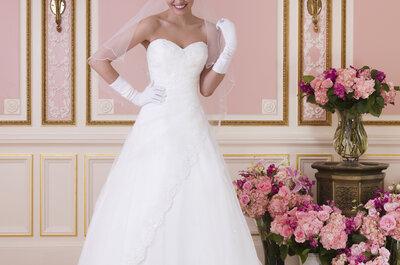 Kolekcja dla romantycznych księżniczek: suknie ślubne Sweetheart 2014