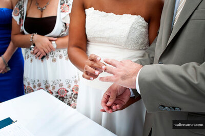 Renove os votos do casamento