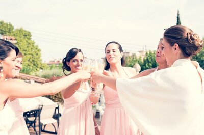 Seis tipos de despedida de soltera según el estilo de la novia