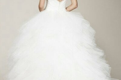 Spring 2013 Wedding Dress Trend: Portrait Backs