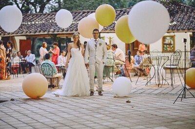 10 acciones que deben quedar fuera de la organización de tu matrimonio