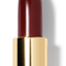 Lip color in Hollywood Red