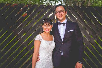 El amor de María Paz y Miguel creció con ellos... ¡hasta su gran día!
