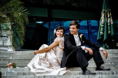 Heirate lieber ungewöhnlich: Diese 5 Hochzeitsstile liegen 2015 hoch im Trend!