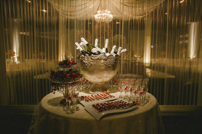5 ideas de decoración con hielo para tu matrimonio