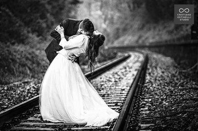 Come convincere il vostro fidanzato a fare un servizio fotografico prematrimoniale