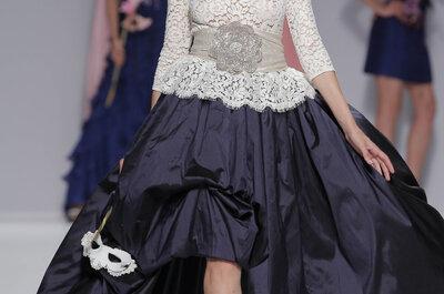 Die neue Kollektion von Matilde Cano 2014 – für Hochzeitsgäste und Bräute
