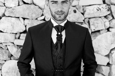 Die Accessoires für den Bräutigam – Welcher Stil passt zu Ihrem Hochzeitsanzug?