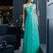 Hochzeitsgastkleid aus der Festmodenkollektion 2015 von Rosa Clará (8T237)