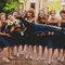 Brautjungfern machen Spaß – Foto: Robb Davidson Photography