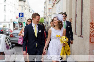 Misez sur la spontanéité pour vos photos de mariage grâce aux conseils de notre experte