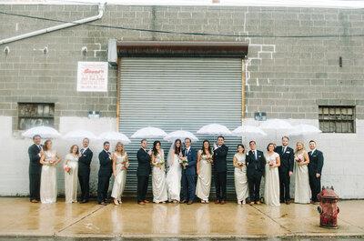 Cómo hacer que tu boda sea la más divertida: 6 tips ultra efectivos para lograrlo