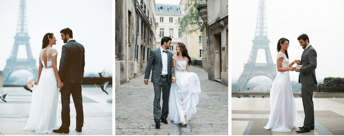Chloe + Jean: A Romantic Love Story Founded in the City of Love
