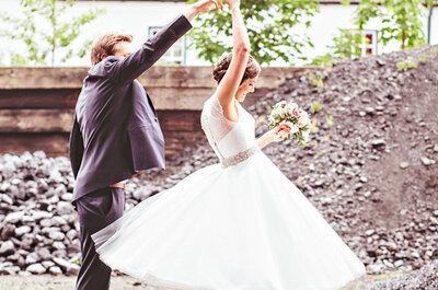 Sposi in pista: è il momento del Lindy Hop