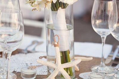 Un mariage sur la plage ? Osez le style bohème chic