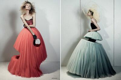 Viktor&Rolf Bride, ovvero: gli abiti da sposa che non indossereste mai