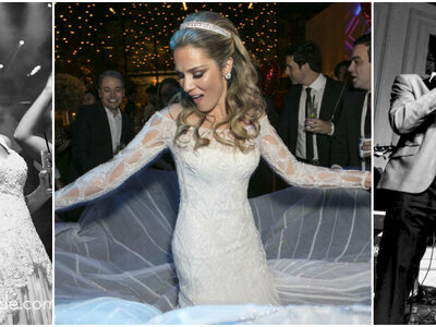 As 11 melhores bandas de casamento de São Paulo: pista cheia até o amanhecer!
