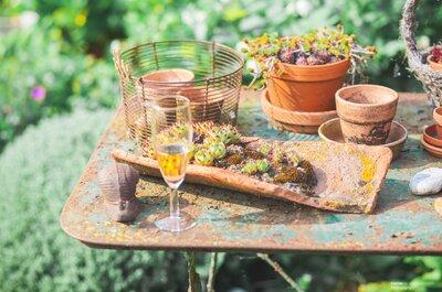 Cocktails de mariage : comment éviter de prendre des kilos ?
