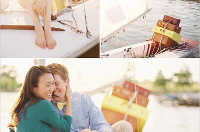 Una novia en balance: Cambia tus hábitos y encuentra el equilibrio