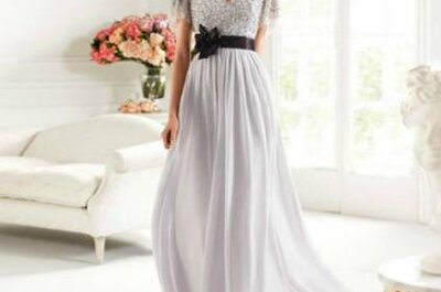 Invitées à un mariage en 2013, votre robe sera pastel !