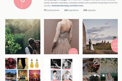 14 contas de Instagram que deve seguir para inspiração do seu casamento - Vote na sua favorita!