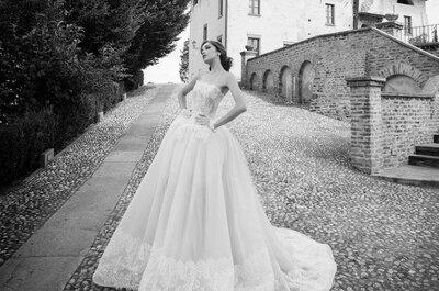 Gli 80 abiti da sposa estivi più belli per il 2015: pronta a scegliere il tuo?