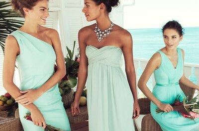 Vestidos de fiesta para primavera 2013