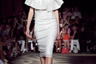 Desde la New York Fashion Week, Christian Siriano propone 17 vestidos para las novias más fashionistas