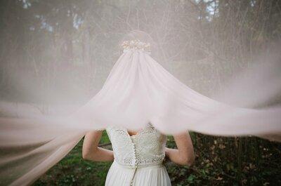 Estilo nupcial: ¿De qué factores depende el precio de tu vestido de novia?