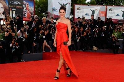 Festival de Cine de Venecia: Cópiale el look de fiesta a las celebridades