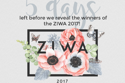 ZIWA 2017 is coming to an end! Only 5 days left! Have you voted?