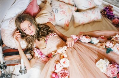 Russa usa 3 vestidos de noiva e faz casamento inspirado em Dolce & Gabbana: deslumbrante e peculiar