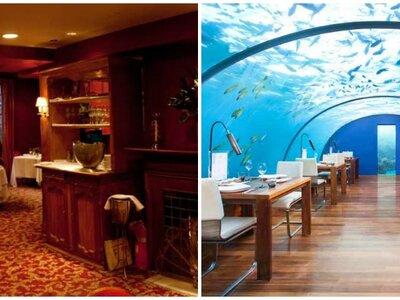 10 najbardziej romantycznych restauracji na świecie. Poznaj je.