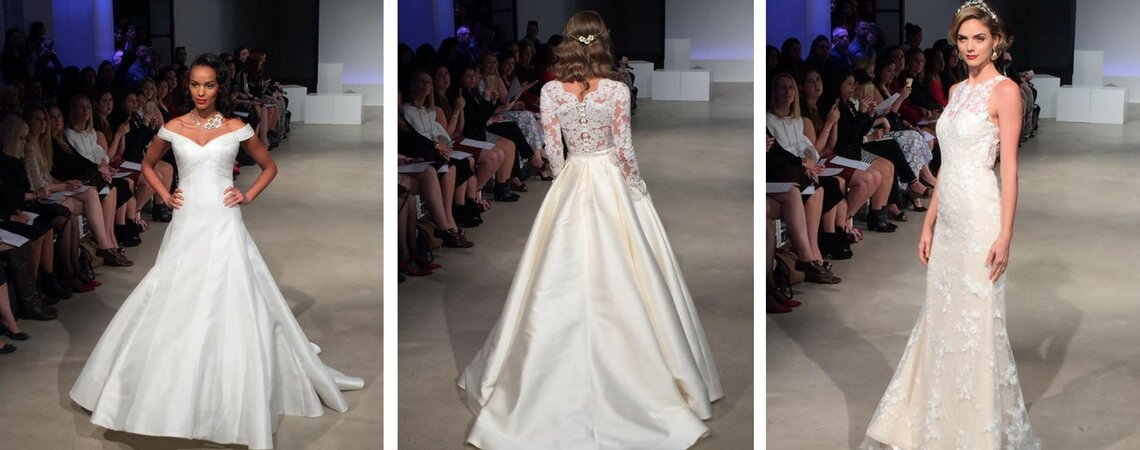 New York Bridal Week: Our Favourite Designs for 2017