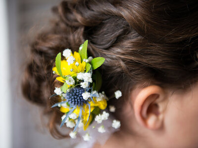 Bridal Hair Tutorial: The Perfect Updo - Video