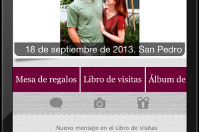 8 ventajas de la aplicación Zankyou en iPhone para organizar tu boda