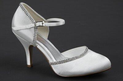 Brautschuhe 2015 – Trends und Tipps für die Braut