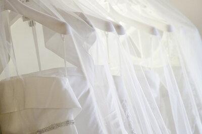 Come nasce un abito da sposa: dall'idea al progetto, fino al grande giorno
