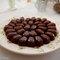 Chocolates tradicionais para o casamento. Foto: Patricia Figueira