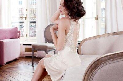 Cómo elegir la lencería para tu boda: tips prácticos para acertar