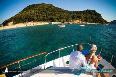 Ślub na Wyspie Żółwia - ślub za granicą