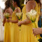 Bodas con detalles en amarillo