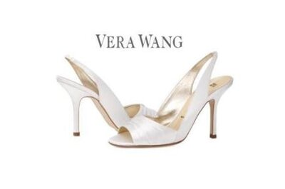 Vera Wang Wedding Shoes