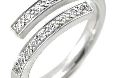 Ideas para un anillo de compromiso original