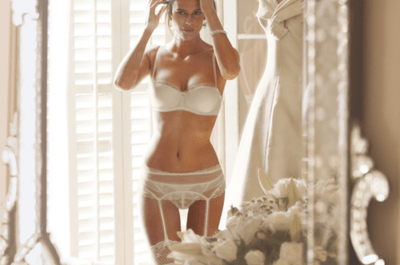 Lencería de novias: tips para tener en cuenta